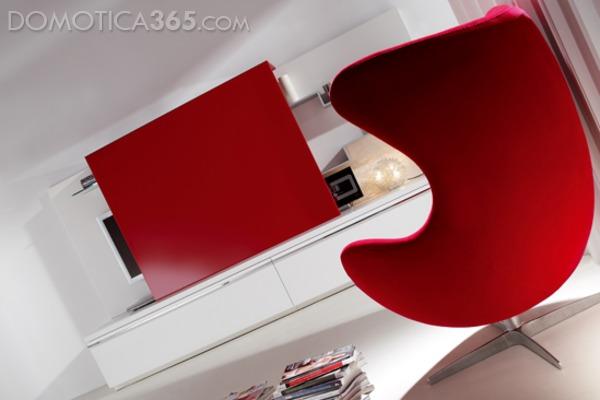 Muebles inteligentes gracias a la domótica