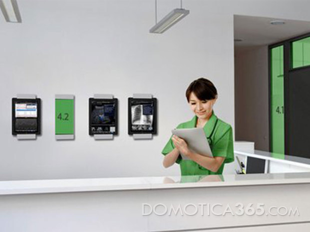 iPad in-wall - Smart things