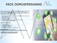 PACK DOMUSPERSIANAS